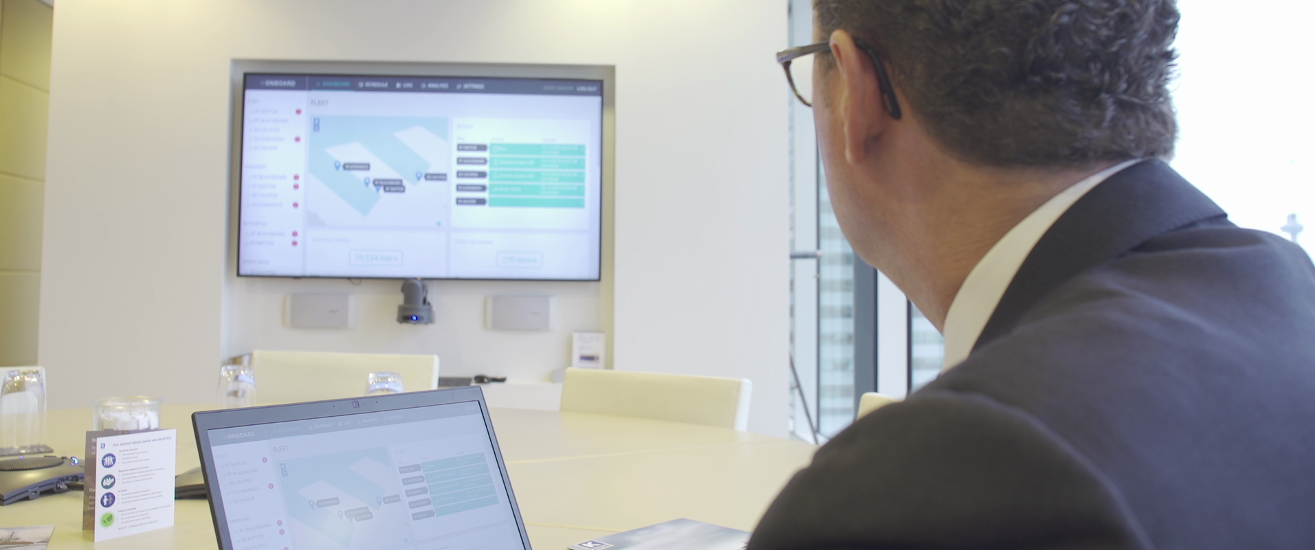 <i>Watch Onboard apps in action</i> with our customer KOTUG